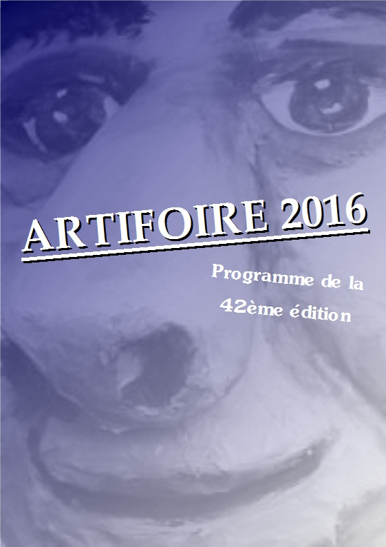 Artifoire - ProgrammeComplet 2016
