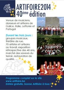 Artifoire2014-Flyer01