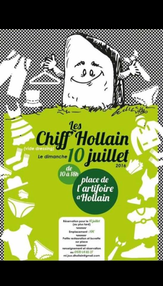 Artifoire - Chiff'Hollain 2016